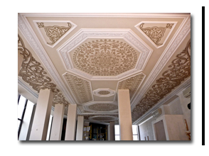 soffitto persiano